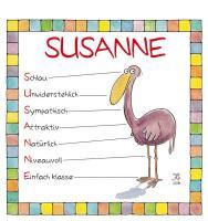 Cover-Bild zu Namenskalender Susanne von Mayr, Johann (Illustr.)