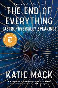 Cover-Bild zu Mack, Katie: The End of Everything