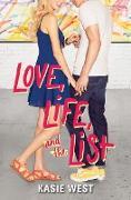 Cover-Bild zu West, Kasie: Love, Life, and the List