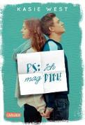 Cover-Bild zu West, Kasie: PS: Ich mag dich (eBook)