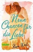 Cover-Bild zu West, Kasie: Neun Chancen für die Liebe