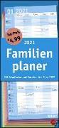 Cover-Bild zu Basic Familienplaner Kalender 2021