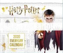 Cover-Bild zu Harry Potter Tagesabreißkalender Kalender 2021