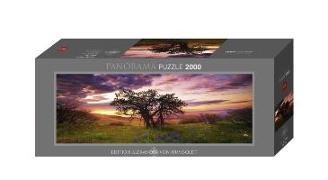 Cover-Bild zu Oak Tree. Panorama Puzzle