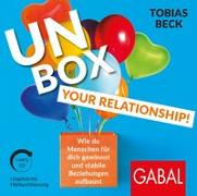 Cover-Bild zu Unbox your Relationship!