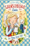 Cover-Bild zu Kolb, Suza: Wunschbüro Edda - Der Oma-Sissi-Fall - Band 2