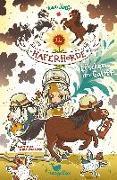 Cover-Bild zu Kolb, Suza: Die Haferhorde - Löschen im Galopp - Band 14