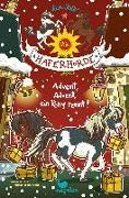 Cover-Bild zu Kolb, Suza: Die Haferhorde - Advent, Advent, ein Pony rennt!