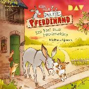 Cover-Bild zu Kolb, Suza: Der Esel Pferdinand (Audio Download)