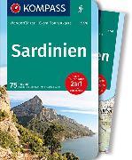 Cover-Bild zu KOMPASS Wanderführer Sardinien. 1:50'000
