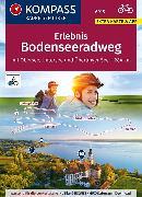 Cover-Bild zu KOMPASS RadReiseFührer Erlebnis Bodenseeradweg