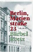Cover-Bild zu Reetz, Bärbel: Berlin, Marienstraße 23
