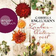 Cover-Bild zu Zauberblütenzeit - Im Alten Land, (Gekürzte Lesung) (Audio Download) von Engelmann, Gabriella