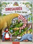 Cover-Bild zu Hochwald, Dominik: Dinosaurier in Omas Garten (Bd. 1)