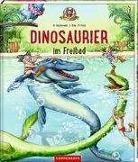Cover-Bild zu Hochwald, Dominik: Dinosaurier im Freibad (Bd. 2)