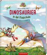 Cover-Bild zu Hochwald, Dominik: Dinosaurier in der Flugschule (Bd. 3)