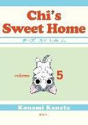 Cover-Bild zu Konami, Kanata: Chi's Sweet Home, volume 5
