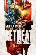 Cover-Bild zu Knight, Stephen: SCHLACHTHAUS (Retreat 2) (eBook)