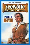 Cover-Bild zu Vance, Joe: Seewölfe Paket 1 (eBook)