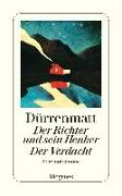 Cover-Bild zu Der Richter und sein Henker / Der Verdacht von Dürrenmatt, Friedrich