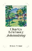 Cover-Bild zu Johannistag von Lewinsky, Charles