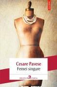 Cover-Bild zu Femei singure (eBook) von Pavese, Cesare