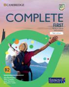 Cover-Bild zu Complete First Student's Book with Answers von Brook-Hart, Guy