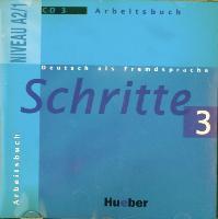 Cover-Bild zu Schritte 3. A2/1. Audio-CDs zum Arbeitsbuch von Reimann, Monika