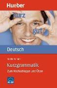 Cover-Bild zu Kurzgrammatik Deutsch von Reimann, Monika
