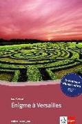Cover-Bild zu Koesten, Léo: Énigme à Versailles