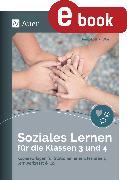 Cover-Bild zu Soziales Lernen für die Klassen 3 und 4 (eBook) von Worm, Heinz-Lothar