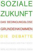 Cover-Bild zu Kovce, Philip (Hrsg.): Soziale Zukunft