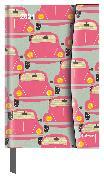 Cover-Bild zu VW Bulli 2021 - Diary - Buchkalender - Taschenkalender - 10x15