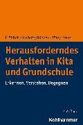 Cover-Bild zu Rönnau-Böse, Maike: Herausforderndes Verhalten in Kita und Grundschule (eBook)