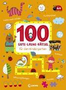 Cover-Bild zu Loewe Kreativ (Hrsg.): 100 Gute-Laune-Rätsel für den Kindergarten