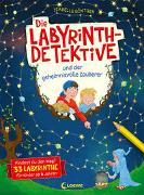 Cover-Bild zu Loewe Lernen und Rätseln (Hrsg.): Die Labyrinth-Detektive und der geheimnisvolle Zauberer