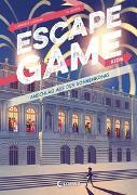 Cover-Bild zu Gueidan, Clémence: Escape Game Kids - Anschlag auf den Sonnenkönig