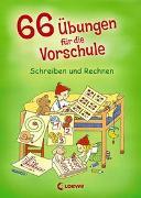 Cover-Bild zu Loewe Lernen und Rätseln (Hrsg.): 66 Übungen für die Vorschule