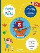 Cover-Bild zu Loewe Lernen und Rätseln (Hrsg.): Punkt zu Punkt - Mit den Zahlen von 1 bis 100