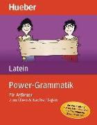 Cover-Bild zu Maier, Friedrich: Power-Grammatik Latein