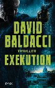 Cover-Bild zu Exekution (eBook) von Baldacci, David