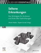 Cover-Bild zu Elsevier Essentials Seltene Erkrankungen (eBook) von Mücke, Martin (Hrsg.)
