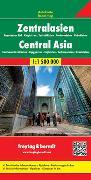 Cover-Bild zu Freytag-Berndt und Artaria KG (Hrsg.): Zentralasien - Kasachstan Süd - Kirgisistan - Tadschikistan -Turkmenistan - Usbekistan, Autokarte 1:1,5 Mio. 1:1'500'000