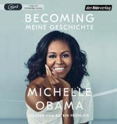 Cover-Bild zu Obama, Michelle: BECOMING