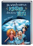 Cover-Bild zu Die wundersamen Kinder des Herrn Tatu von Bohlmann, Sabine