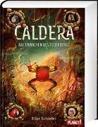 Cover-Bild zu Caldera 3: Das Erwachen des Feuerbergs von Schrefer, Eliot