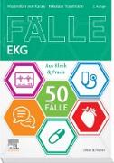 Cover-Bild zu 50 Fälle EKG (eBook) von Karais, Max von