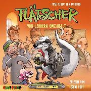 Cover-Bild zu Flätscher (6) (Audio Download) von Szillat, Antje