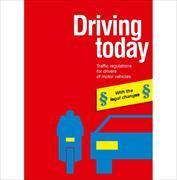 Cover-Bild zu Driving today von Trachsler, Alfred