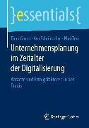 Cover-Bild zu Unternehmensplanung im Zeitalter der Digitalisierung (eBook) von Grund, Timo
